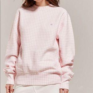 Champion x HVN crewneck sweatshirt
